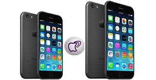 presentación del iPhone 6
