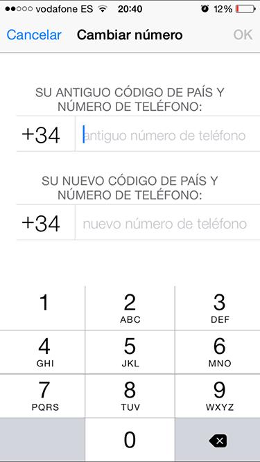 número de teléfono en Whatsapp 4