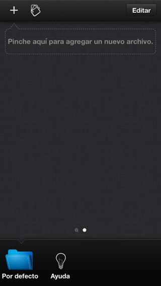 medir distancias en iPhone