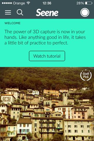 Crear fotos en 3D