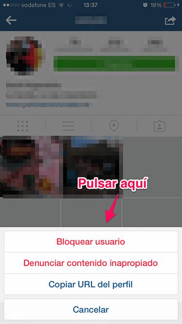 usuario en Instagram 2