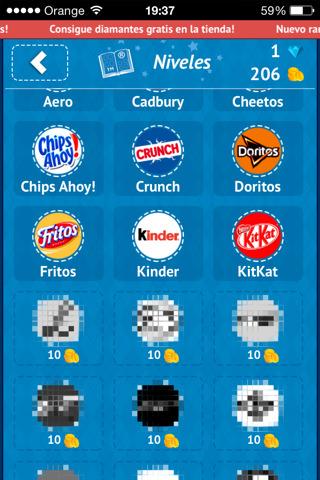 Logotizados un juego de Logos para iPhone