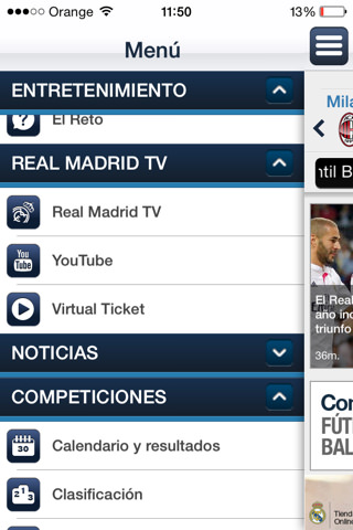 Real Madrid TV GRATIS y mucho más