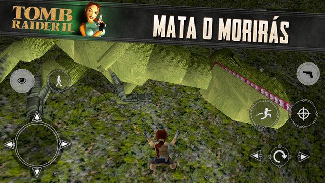Tomb Raider 2 para iOS