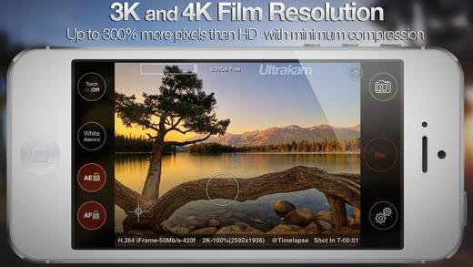 Ultrakam 4K 1