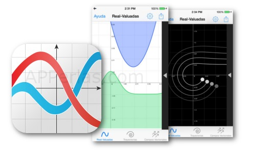 App para estudiantes de matemáticas