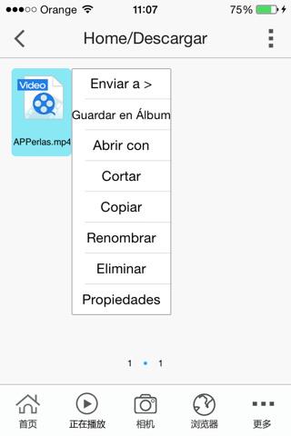 guardar los vídeos de JIBJAB iPad y iPhone