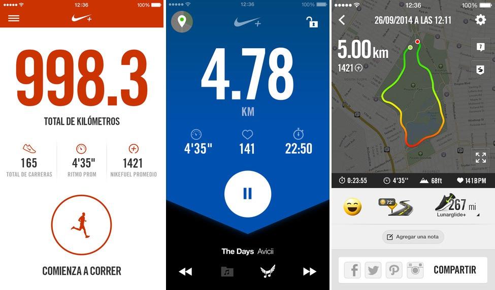 Nike+ 4.7