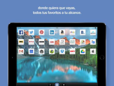 Symbaloo para iPad