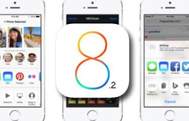 iOS 8.2 1