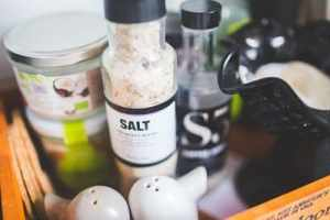 Getting started on a ketogenic diet - add salt and water