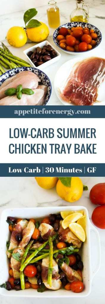 This Summer Mediterranean classic is an easy low-carb mid-week meal. It delivers maximum flavor and taste in 30 minutes with only 9g of net carbs per serve. Perfect for ketogenic diets, low-carb diets, atkins, banting and gluten-free diets..