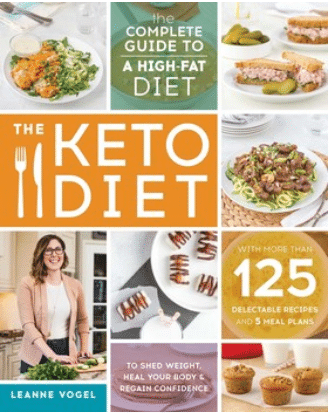 Leanne Vogel The Keto Diet