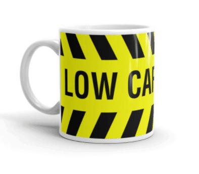 Low carb zone mug Tasteholics