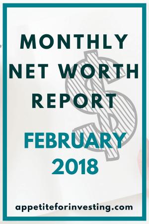Monthly Net Worth Update #2