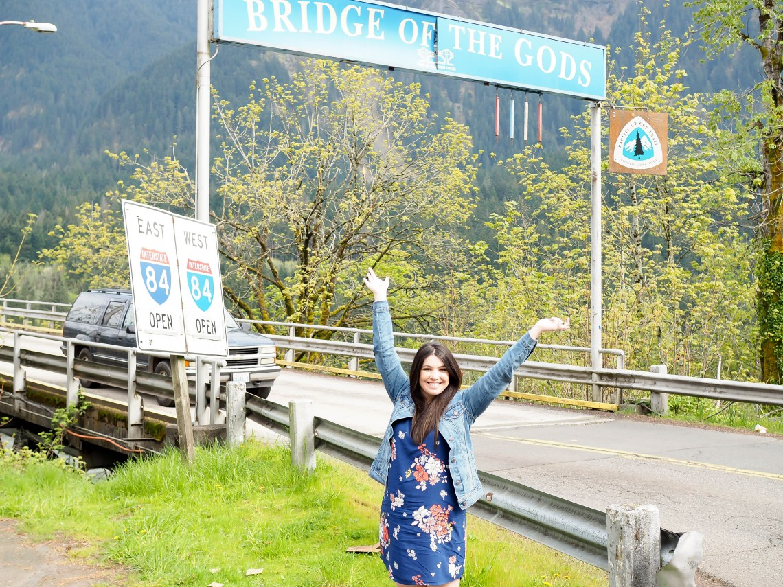 Portland to Hood River: A Drive Through the Columbia River