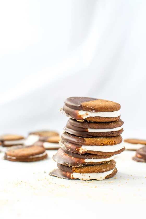 s'mores cookies   Appetites Anonymous