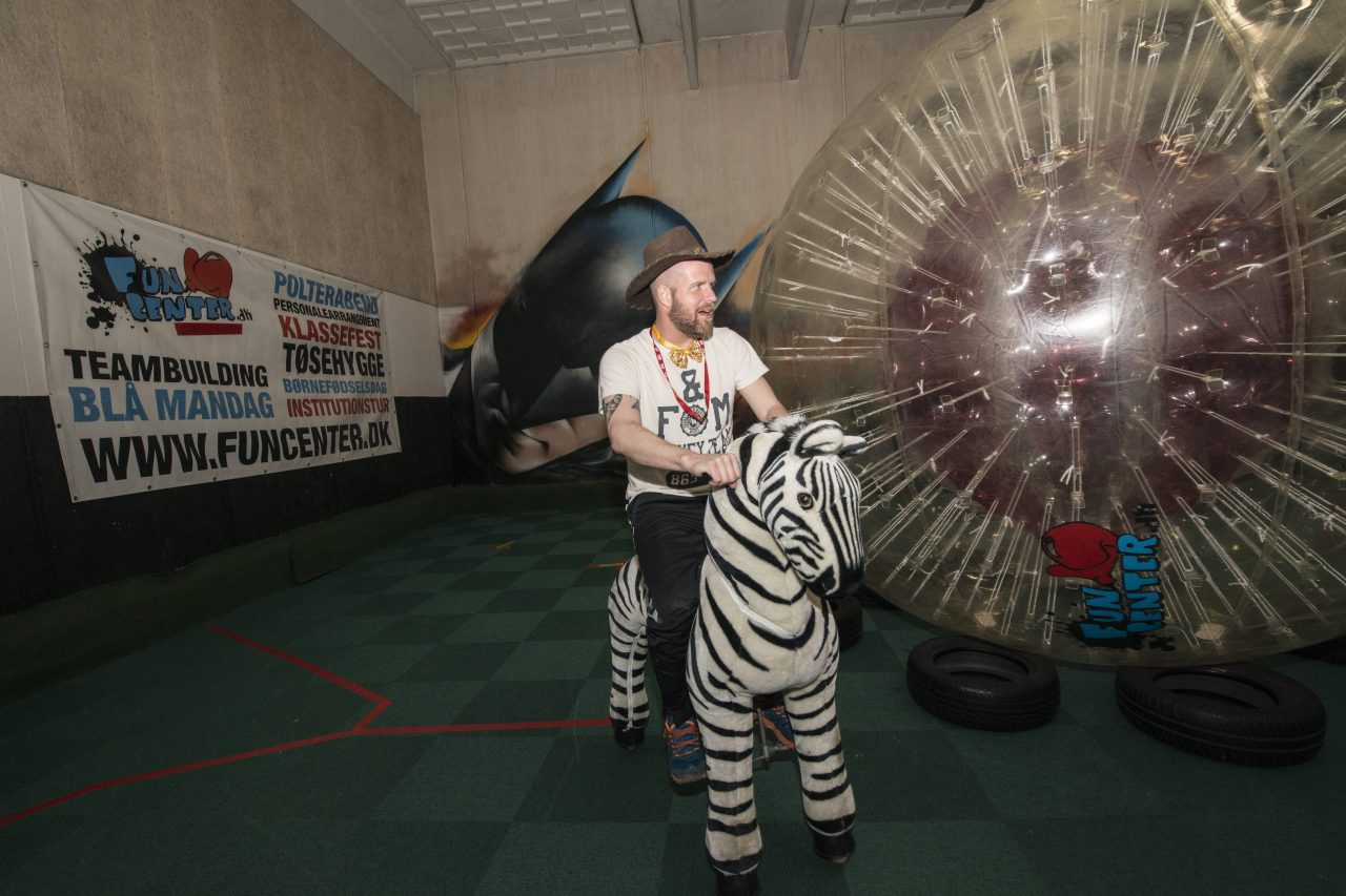 Funcenter – Zebra