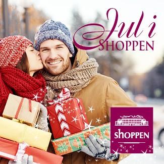 Jul i Shoppen
