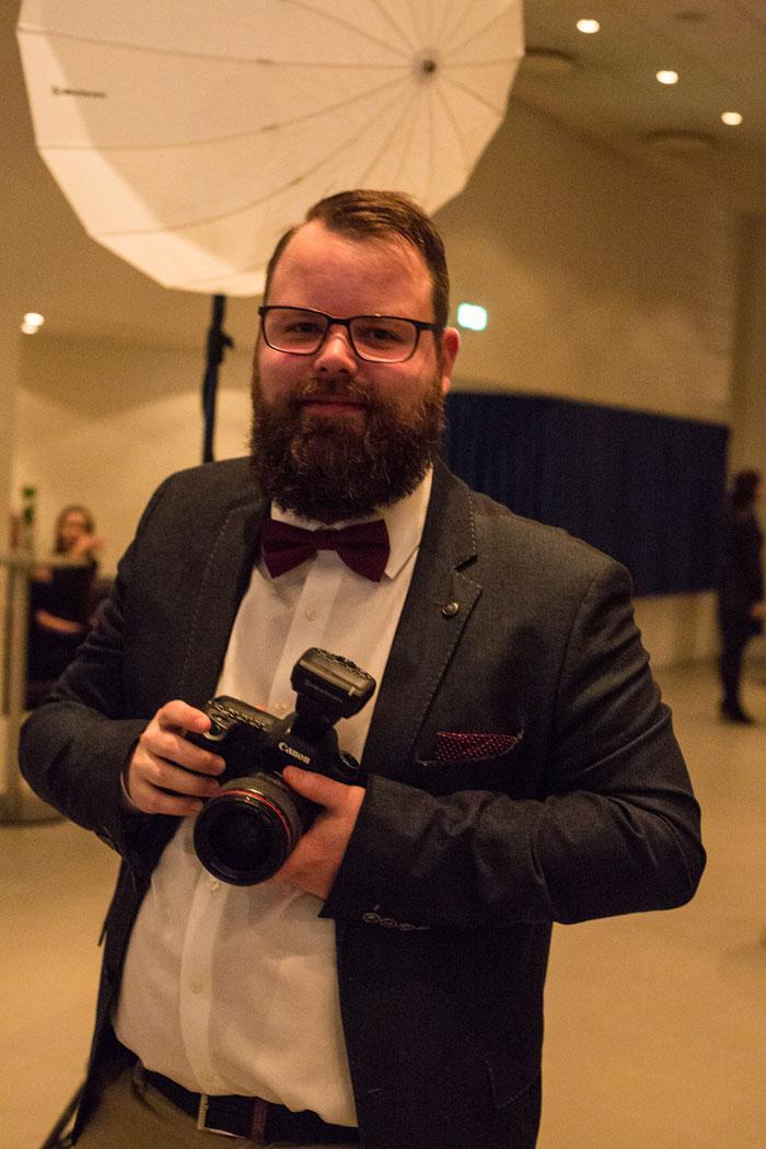 Fotograf Andrea G. Overbye
