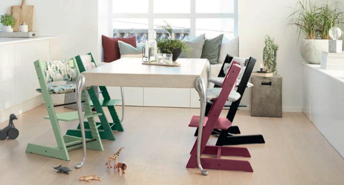 En højstol er vel bare en høj stol?