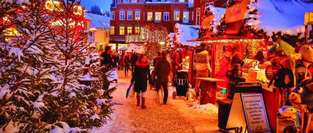 Aalborg i julehumør