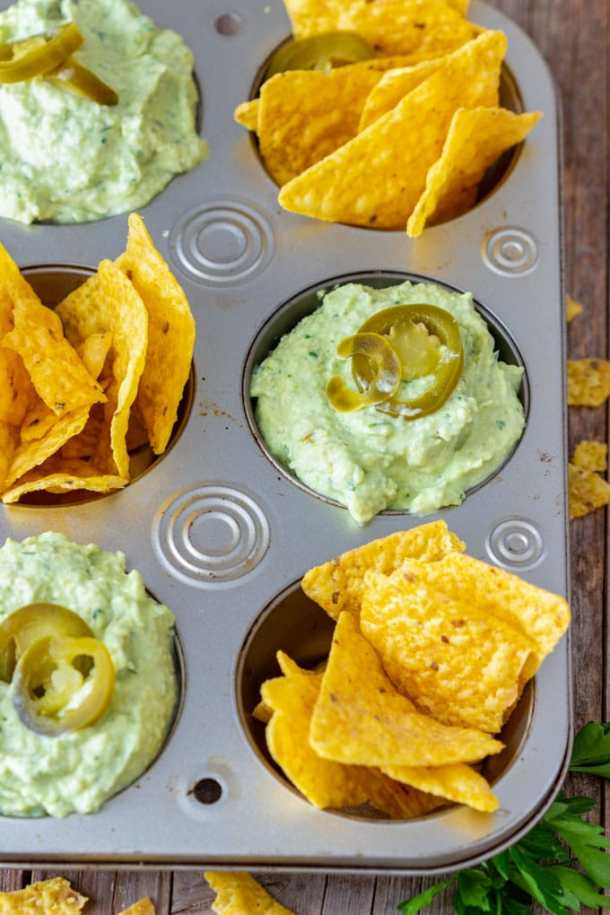 Roasted Garlic Jalapeno Dip Party Appetizers