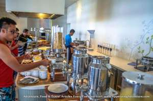 Beach House Breakfast Buffet Costa Pacifica -023