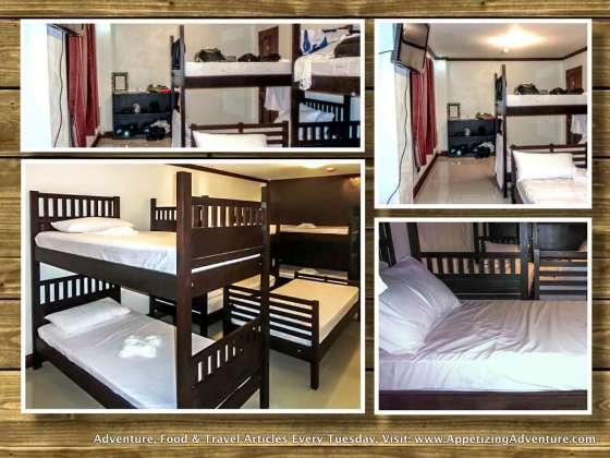 Machiavelli Lodge Dorm Type Room
