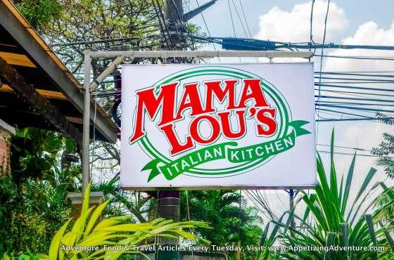 Mama Lou's Italian Kitchen -101