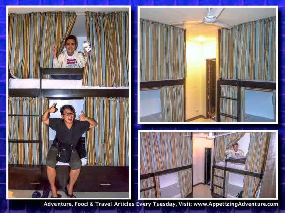 SeaCoast Inn Baler Bunk Beds