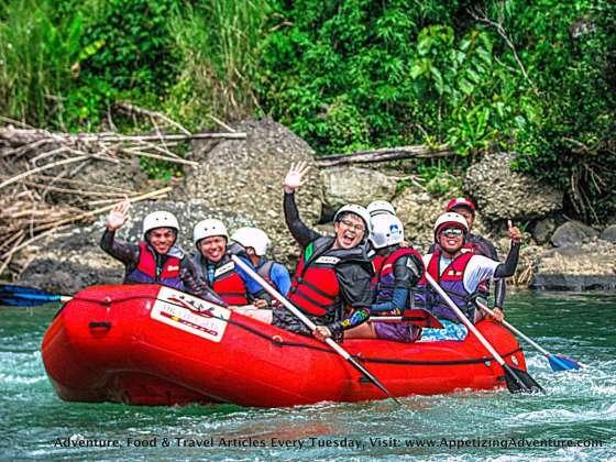 CDO White Water Rafting -003