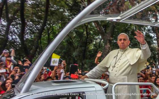 Papal Visit in UST January 18 2015 -073-5