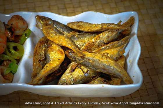 Fried Tawilis