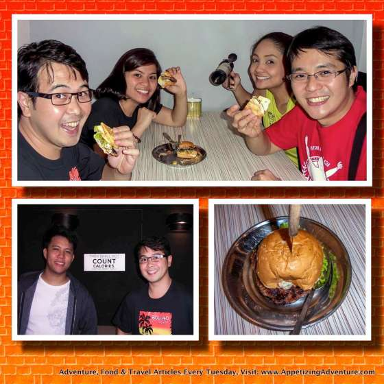 bongga burger at big b collage