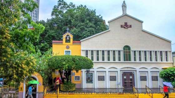 padre pio chapel libis qc -001