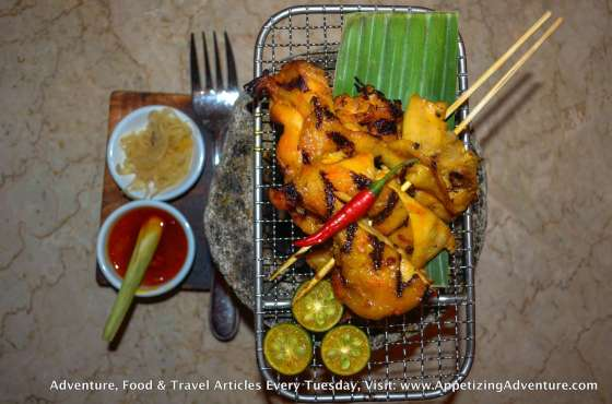 BBQ Chicken Inasal Php375