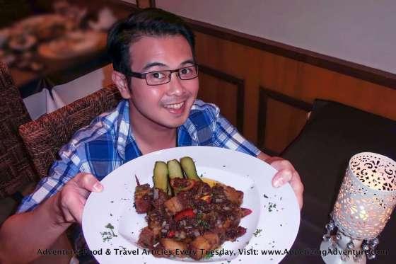 Crispy Binagoongan