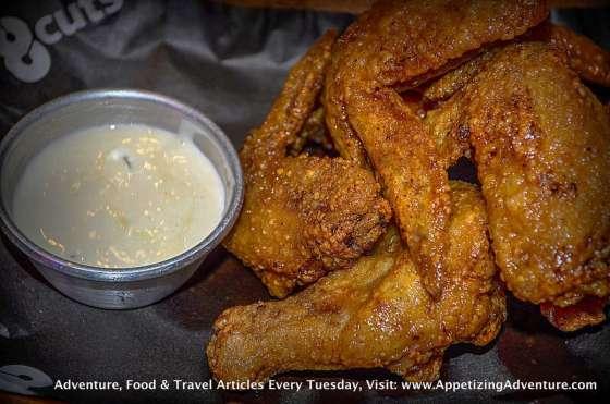 Good Ol' Hot Fried Wings Php285