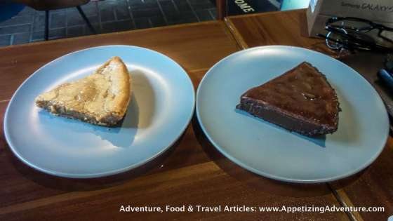 Smack Pie and Choco Raspberry Pie