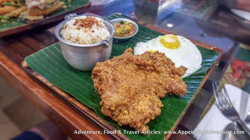 Honey Fried Chicken Php255