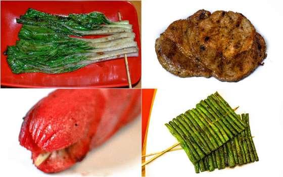 Petchay Php20 Pork Steak Php55 Hotdog (Jumbo) Php25 Sitaw / Baguio Beans Php16