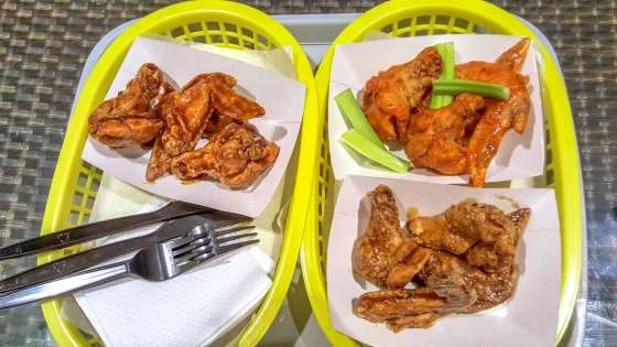 Sweet Wings Php99 Buffalo Wings Php99 BBQ Wings Php99