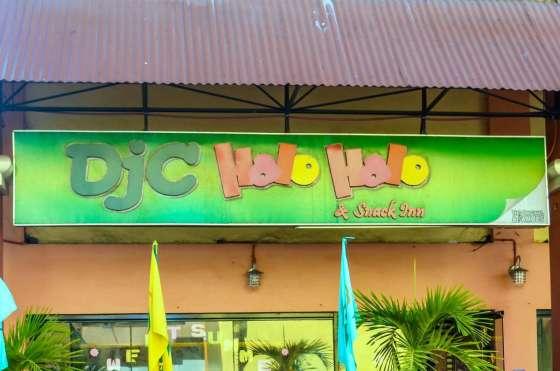 DJC Halo Halo Legazpi Albay Bicol -001