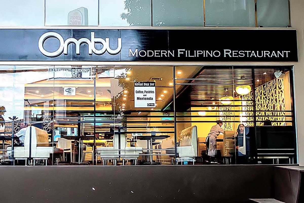 Filipino Food Restaurant In Baguio