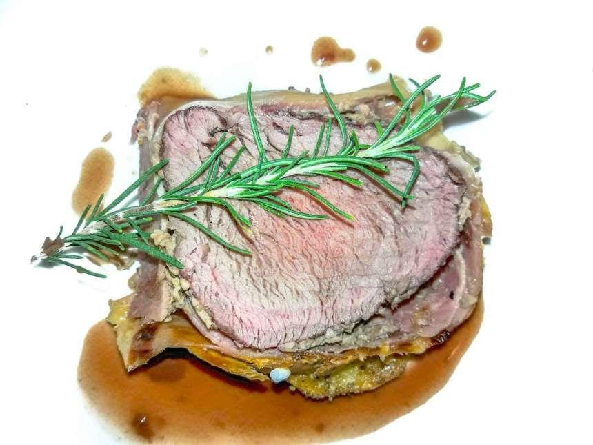 Beef Wellington Php850