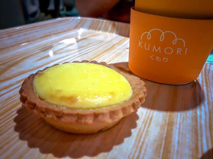 Cheese Tart Php60
