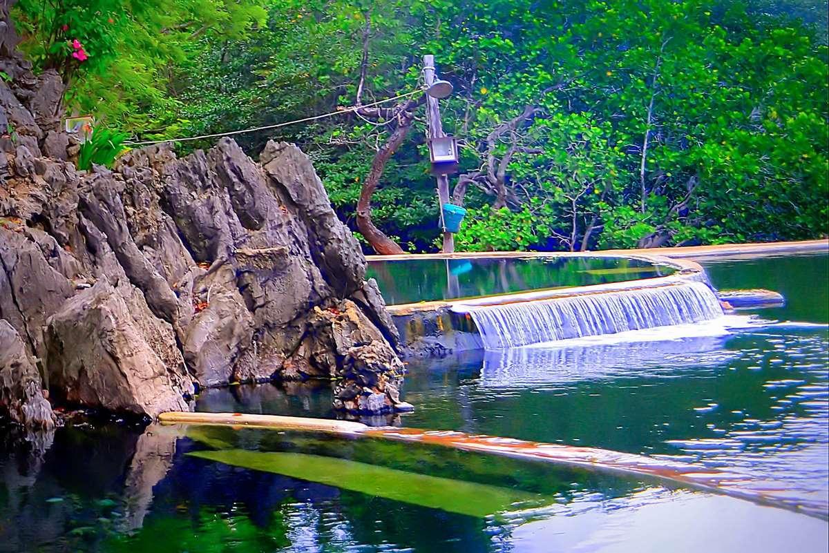 Maquinit Hot Springs Appetizing Adventure