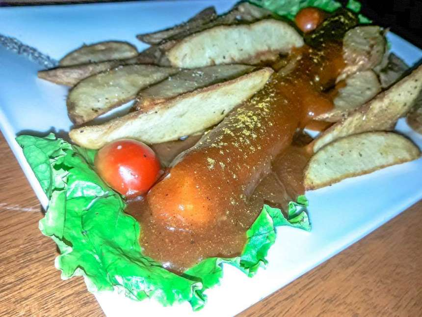 Pork Curry Sausage Php430