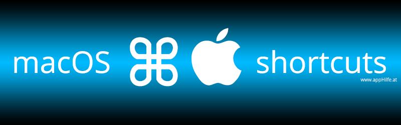 Apple macOS Shortcuts | apphilfe.at